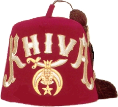 Why Shriners Wear a Fez