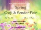 Avihk Temple Daughters of the Nile Spring Craft & Vendor Fair