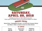 2018 3rd Annual Corn Hole Tournament