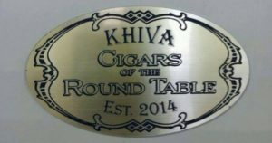Khiva Cigars of the Round Table