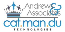 Andrews & Associates – cat.man.du