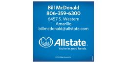 Bill McDonald Allstate
